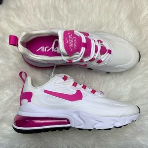 Nike Air Max 270 React Fire Pink